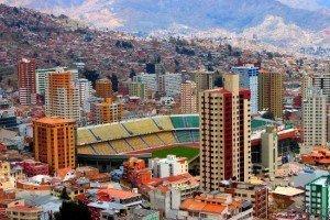 mudanza internacional a bolivia