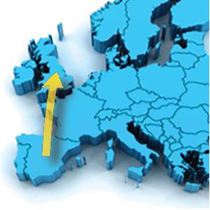mudanzas internacionales a inglaterra