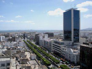 mudanza internacional a tunez