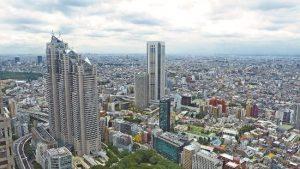 mudanza internacional a japon