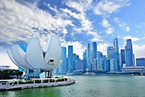 mudanza a singapur