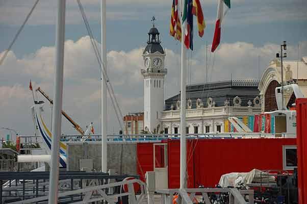 El Puerto de Valencia y su transporte de mercancias a nivel nacional