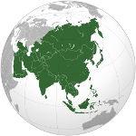Mudanzas a Asia