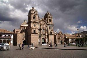 Patrimonio arquitectónico de Cusco