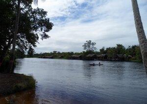 Ubicación de Ciudad Guayana