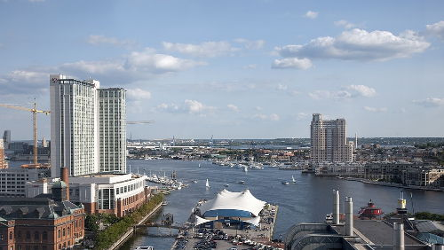 International Moving to Maryland