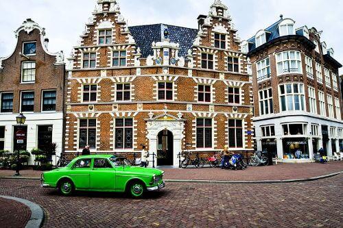 Embajada de España en Holanda