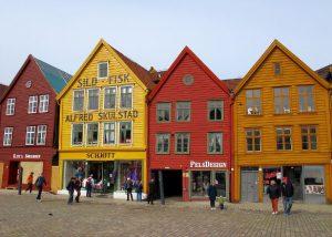 Mudanza a Bergen