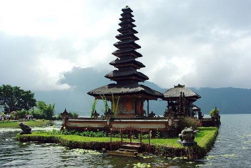 Principales destinos para mudanzas internacionales a Indonesia