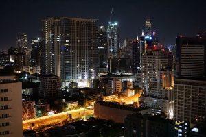 mudanza internacional  a tailandia