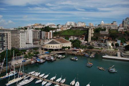 Información para una mudanza internacional a Salvador de Bahía
