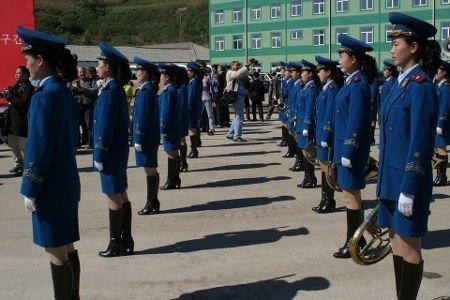 Mudanza Internacional a Corea del Norte
