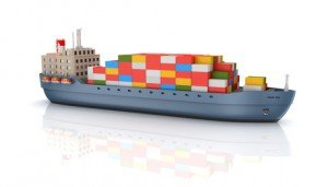 Shipping of sea containers to Malaga