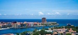 Mudanza internacional a las Antillas