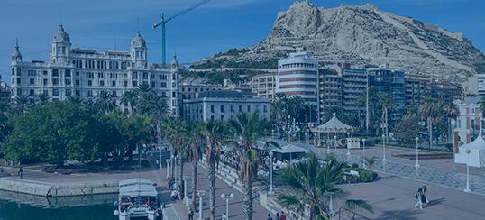 Alicante, capital española y ciudad mediterranea para mudarse