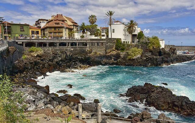 Cómo llegar y transporte interior en Tenerife