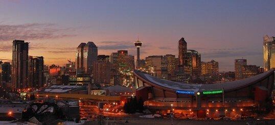 Zonas para vivir en Calgary
