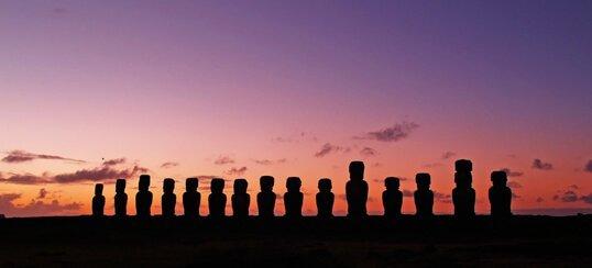 Principales destinos de mudanzas a Chile