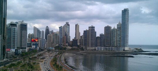 Alojarse en Ciudad de Panamá