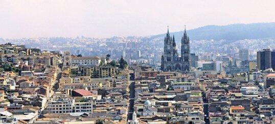 Ciudades de Ecuador donde podemos trabajar con usted