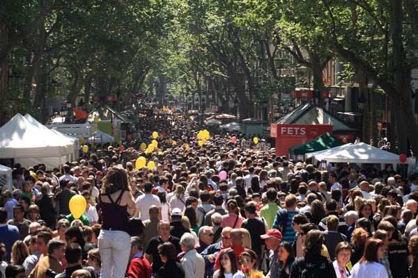 Actos populares y fiestas