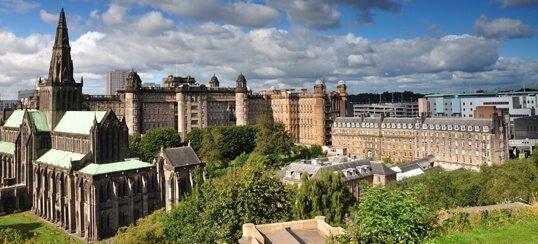 Servicios de Mudinmar en Glasgow