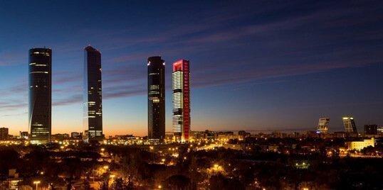 Madrid Capital económica y de los negocios