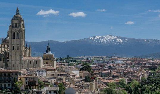 Poblaciones en Madrid en las que opera Mudinmar