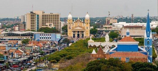 Clima en Maracaibo