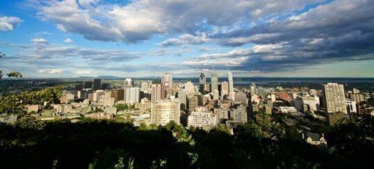 Mudanza a Montreal