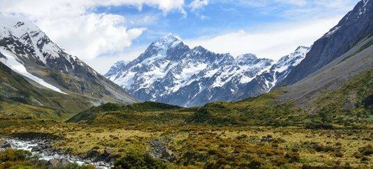 Clima y Economía de Nueva Zelanda