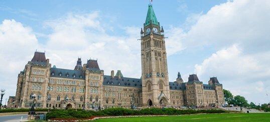 Urban areas in Ottawa