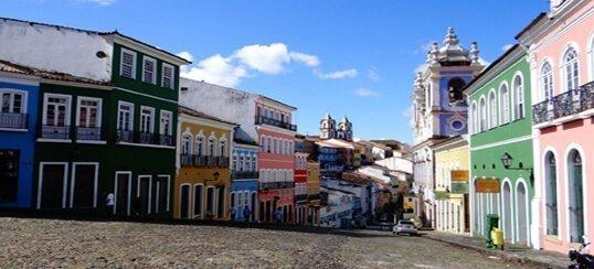Destinos en mudanzas internacionales a El Salvador