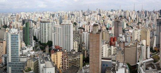 Informação para uma mudança internacional para São Paulo