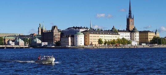 El clima en Suecia