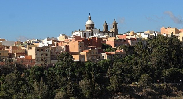 Servicios Mudinmar Mudanzas a Las Palmas de Gran Canaria