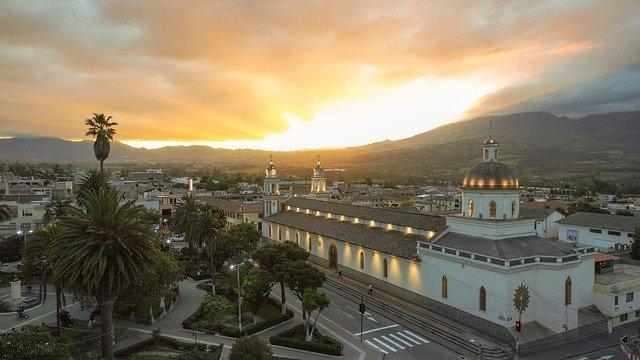 Información aduanera de Ecuador