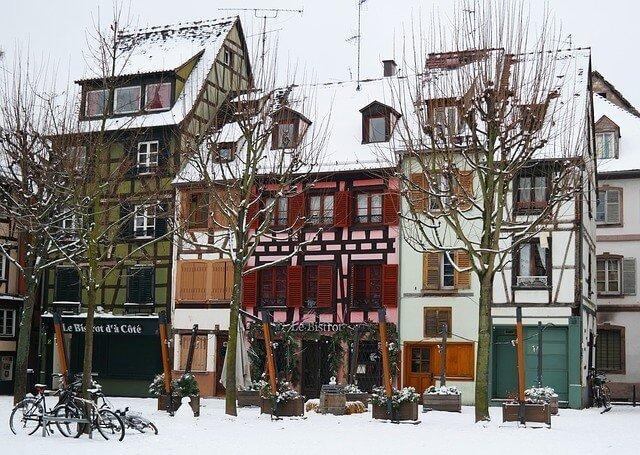 Servicios de mudanzas en Estrasburgo