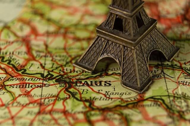 Ciudades francesas en las que ofrece servicios de mudanzas Mudinmar