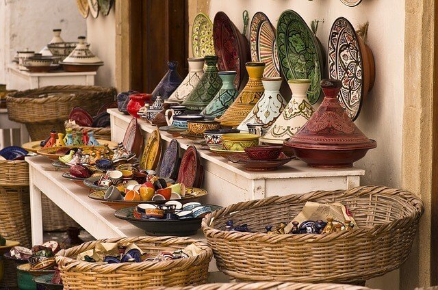 Economy in Morocco