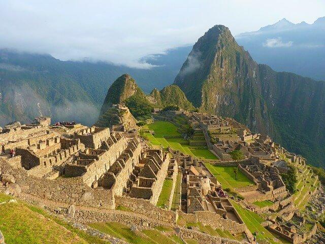 Geografía y clima de Perú