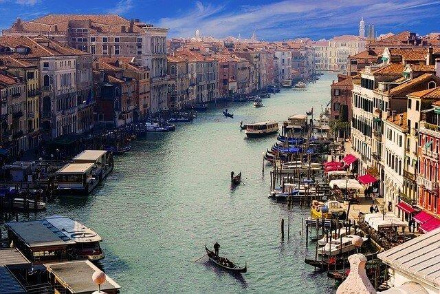 Servicios en Venecia