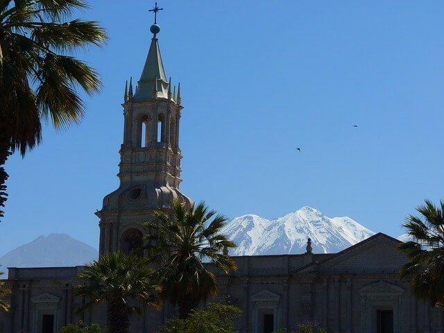 Clima en Arequipa