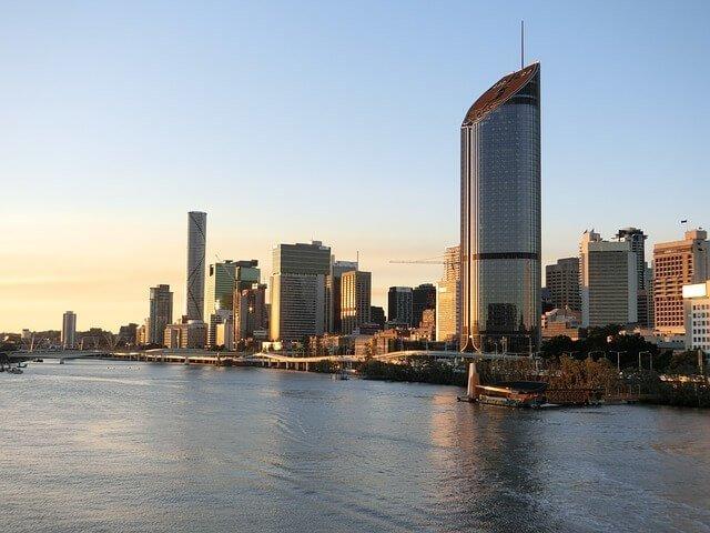 Localización para una mudanza internacional a Brisbane