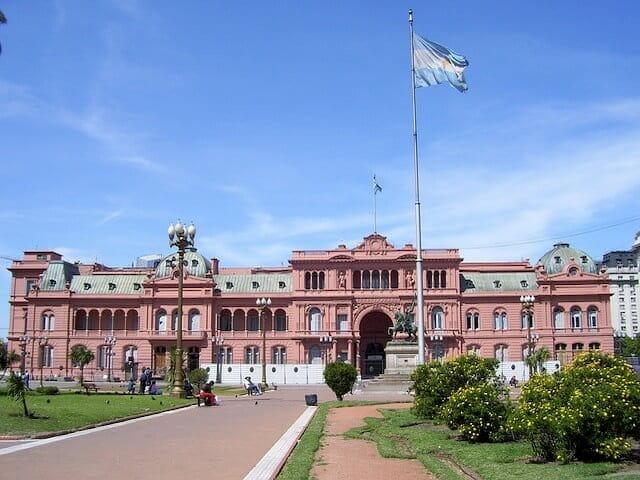 Barrios y zonas de interés en Buenos Aires