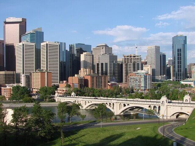 Clima de Calgary