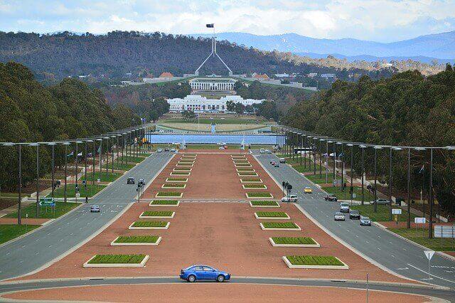Qué hacer en tu mudanza internacional a Canberra
