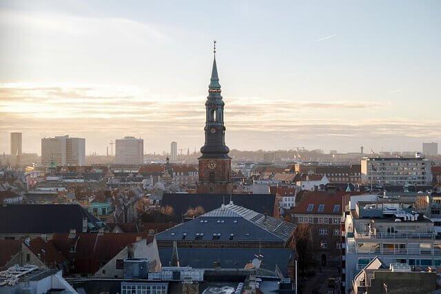 Documentación para su mudanza a Dinamarca