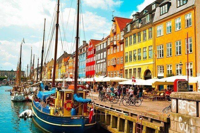 Economía de Dinamarca