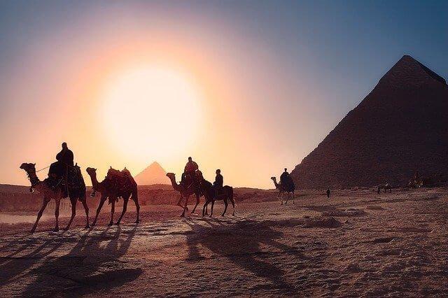 Información de Interés en su Mudanza a Egipto